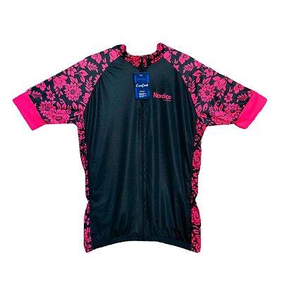 camisa ciclismo FEMININO nordico plus size sensation ref 1236