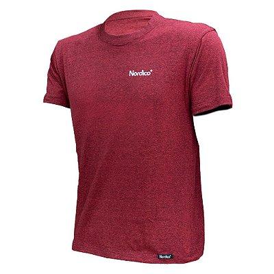 camiseta nordico elite vermelho outlet