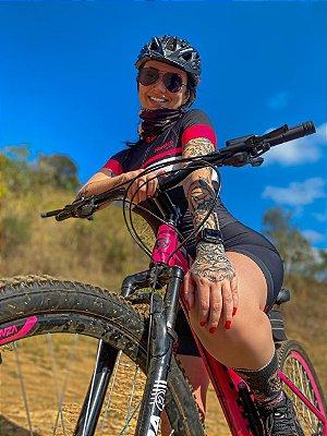 macaquinho ciclismo feminino nordico samanta ref 1170