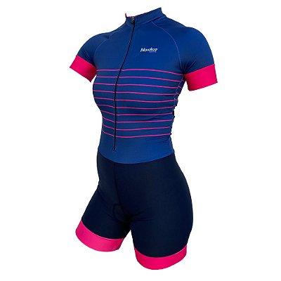 macaquinho ciclismo feminino nordico mermaid ref 229
