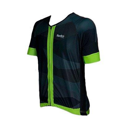 camisa ciclismo nordico mustang master ref 1207