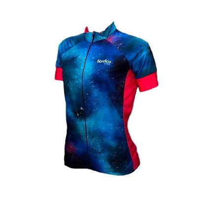 camisa ciclismo feminino nordico space ref 1183