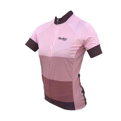 camisa ciclismo feminino nordico emily REF 1005