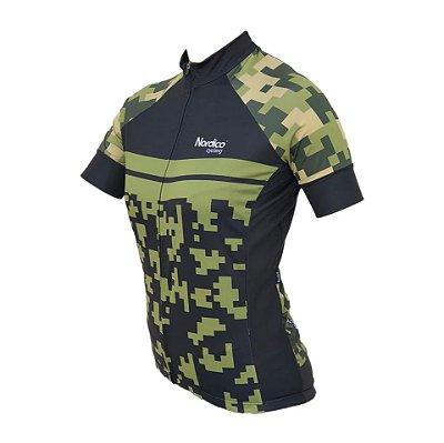 camisa ciclismo feminino nordico MATO DENTRO REF 1010