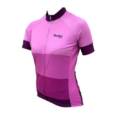 Camisa ciclismo feminino nordico ERICA REF 1040