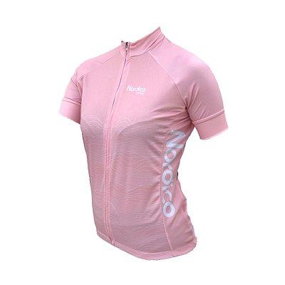 Camisa ciclismo feminino nordico Pri REF 1043
