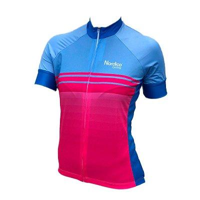 Camisa ciclismo feminino nordico andressa REF 1051