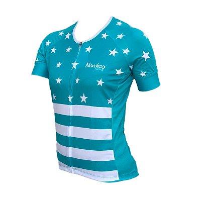 Camisa ciclismo feminino nordico carla REF 1052