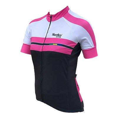 Camisa ciclismo feminino nordico eliana REF 1058