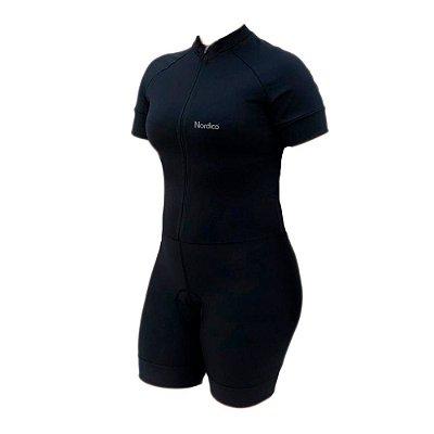 macaquinho ciclismo feminino basic ref 443