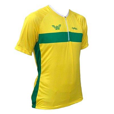 camisa ciclismo iniciante nordico brasil ref 1145