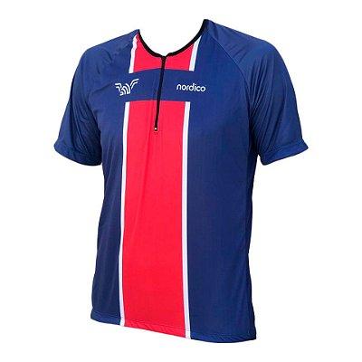 camisa ciclismo iniciante nordico psg ref 1147