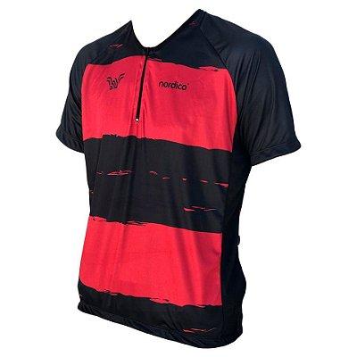 camisa ciclismo iniciante nordico mengão 2.0 ref 1157