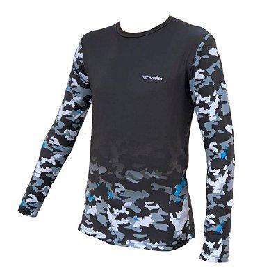 Camisa manga longa proteção uv nordico hel 1191 c45