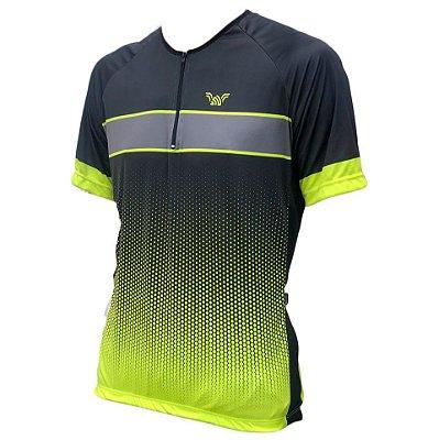 camisa ciclismo iniciante nordico felps ref 1199
