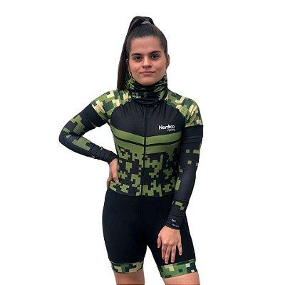 COMBO ciclismo feminino mato dentro ref 1250