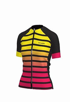 Camisa ciclismo feminino nordico ketlin ref 222c