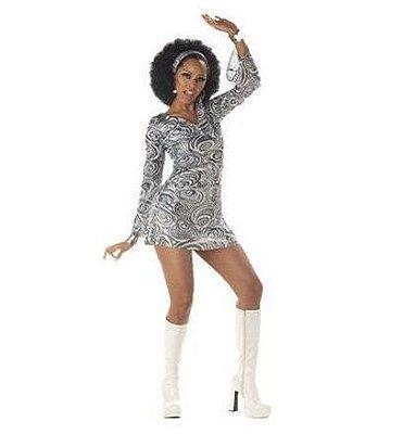 Vestido Boogie - Feminino