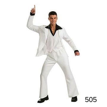 Terno Branco - Masculino (Vários)