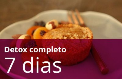 KIT 7 DIAS DETOX (todas as refeições)