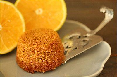Muffin de Laranja (sem glúten e sem leite)