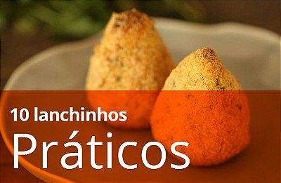 Kit 10 Lanchinhos Práticos