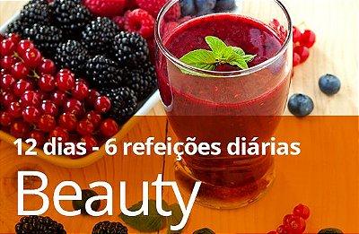 Kit Beauty - 12 Dias (12 dias - 6 refeições diárias)