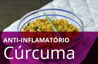 Kit 4 dias - Anti-inflamatório (Cúrcuma)
