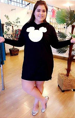 Vestido Mickey Mullet Plus Size