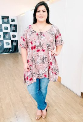 Blusa New Cloe Plus Size