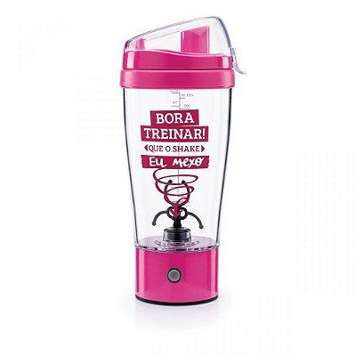 Coqueteleira Mixer - Ftines Rosa