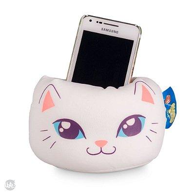 Almofofa para celular - Gatinha