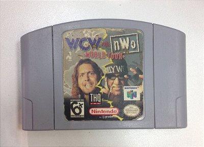 Wcw Vs Nwo World Tour - Nintendo 64 - Original N64