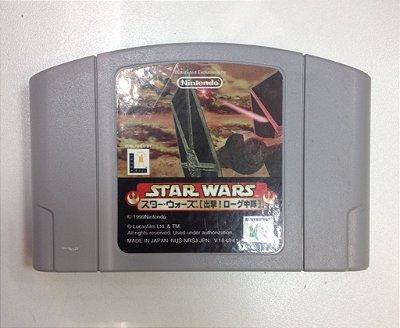 Star Wars Japonesa- Nintendo 64 - Original N64