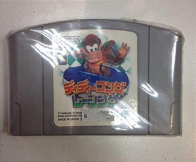 Diddy Kong Race - Nintendo 64 - Original N64