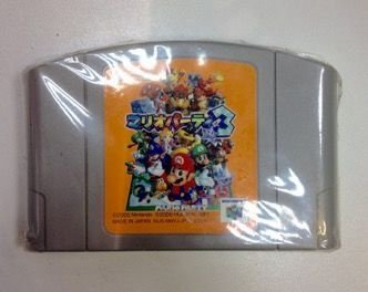 Mario Party 3 Japonesa - Nintendo 64 - Original N64