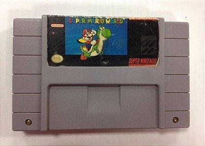 Super Mario World Original Super Nintendo