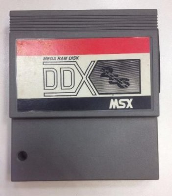 Msx Mega Ram Ddx 256 Original