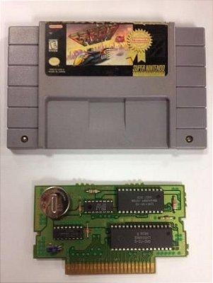 F Zero Original Super Nintendo