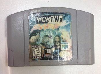 Wcw Nwo Revenge - Original Nintendo 64