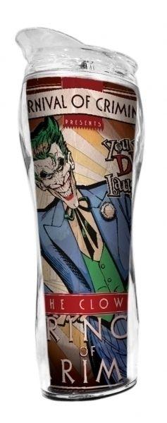 Copo Térmico Plastico DC Joker