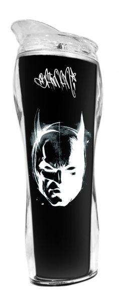 Copo Térmico Plastico Batman
