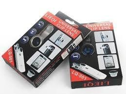 Kit Lente para câmera celular