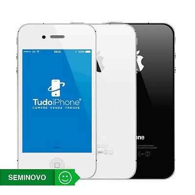 iPhone 4s - 16GB - Seminovo - 3 Meses de Garantia TudoiPhone
