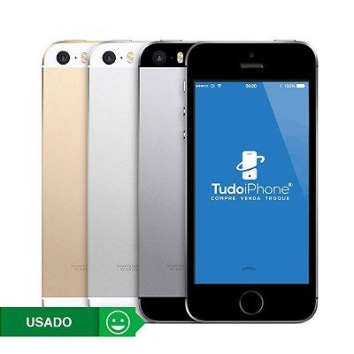 iPhone 5s Anatel - 64GB - Usado - 3 Meses de Garantia TudoiPhone