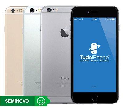 iPhone 6 - 128GB - Seminovo - 1 Ano de Garantia TudoiPhone