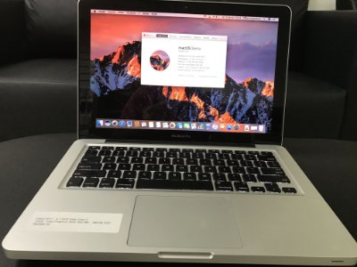 "Macbook Pro 13"" 2011 Intel Core I7 2.7 GHZ / 8GB Ram / 240GB HD SSD"