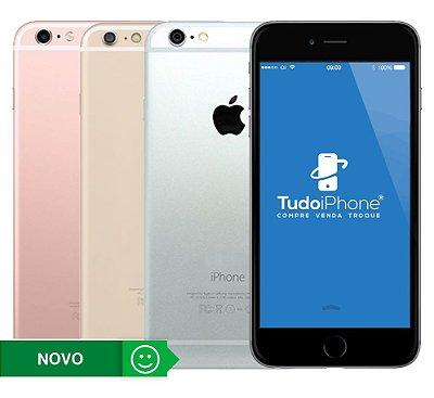 iPhone 6s Plus - 64GB - Novo - 1 Ano de Garantia Apple
