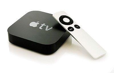 Apple TV 3ª Geração Nova Lacrada com 1 Ano de Garantia