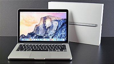 "Macbook Pro 13"" Retina 2015 Intel Core I5 2.7 GHZ / 8GB Ram / 256GB SSD - Intel Iris Graphics 6100"